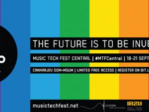 Ultrasonic @ Music Tech Fest Central