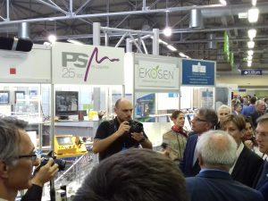 Ultrasonic at MOS Fair Celje